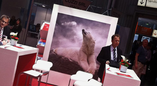 Danfoss Cooling: Med isbjørnen i Bayern
